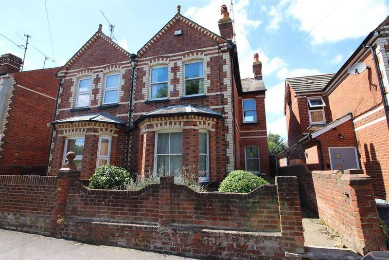 3 Bedrooms Semi Detached House for sale in Wantage Road, Reading