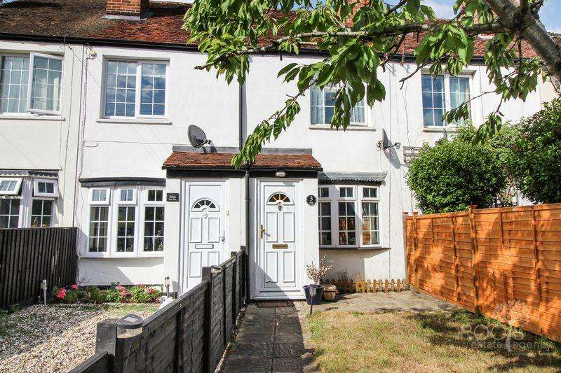 2 Bedrooms Terraced House for sale in Bath Road, Woolhampton