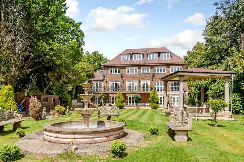 9 Bedrooms Detached House for sale in Barnet Road, Arkley