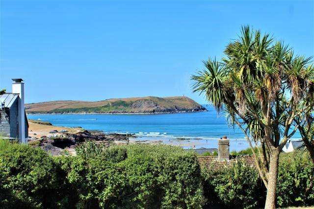 5 Bedrooms Detached House for sale in New Polzeath
