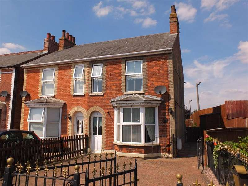 3 Bedrooms Semi Detached House for sale in Station Road, Long Sutton