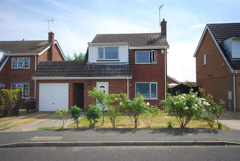 3 Bedrooms Detached House for sale in Ash Court, Donington, Spalding