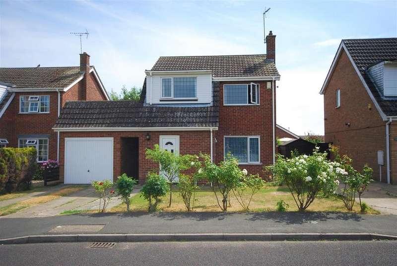 3 Bedrooms Detached House for sale in Ash Court, Donington, Spalding