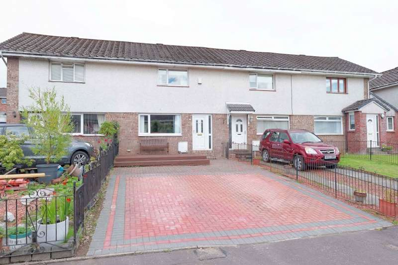 2 Bedrooms Villa House for sale in Lorraine Way, Alexandria, West Dunbartonshire, G83 9NT