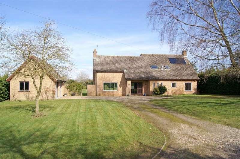 4 Bedrooms Detached House for sale in Sandy Lane, Barningham