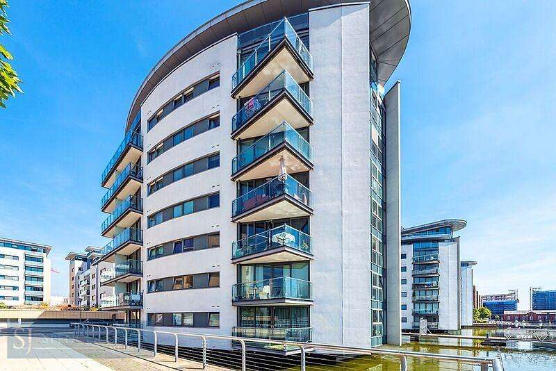1 Bedroom Apartment Flat for sale in The Galley, Royal Quay, E16