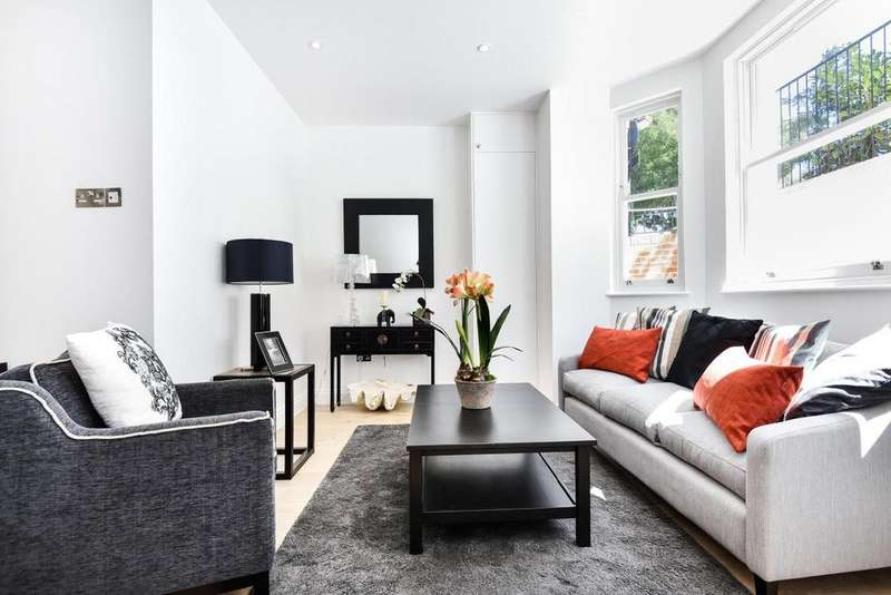 3 Bedrooms Flat for sale in Knights Hill, West Norwood