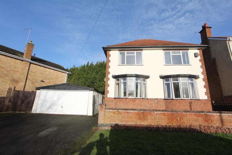 3 Bedrooms Detached House for sale in Alexander Avenue, Earl Shilton