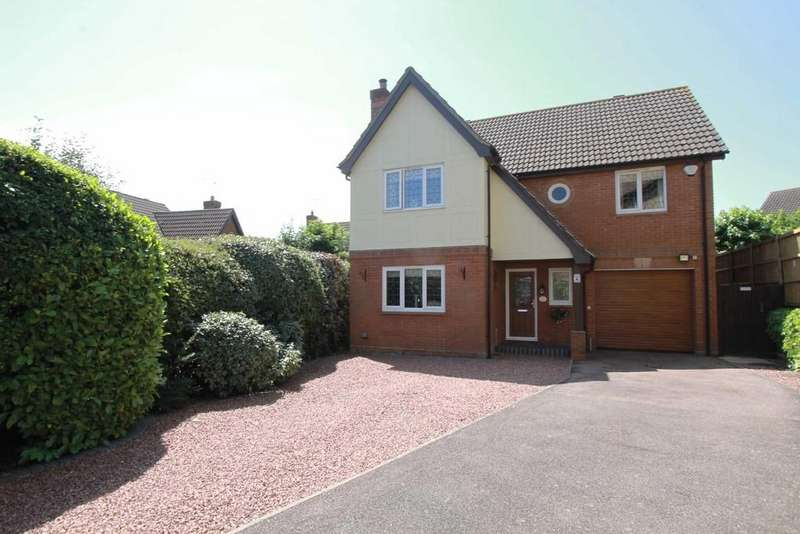4 Bedrooms Detached House for sale in Froden Close, Billericay
