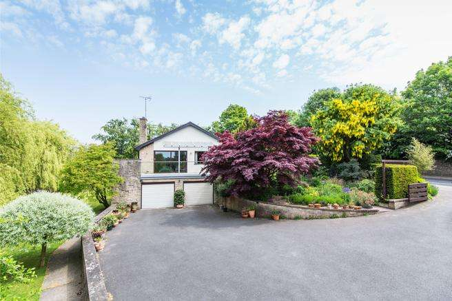 4 Bedrooms Detached House for sale in Cresswell Road, Cuckney, Nottinghamshire, NG20 9LX