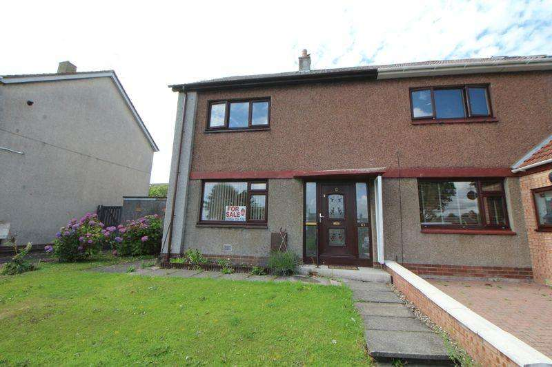 2 Bedrooms Semi-detached Villa House for sale in Tower Terrace, Kirkcaldy
