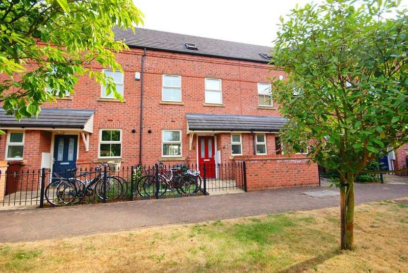 3 Bedrooms Town House for sale in The Pavilion, Burton Road