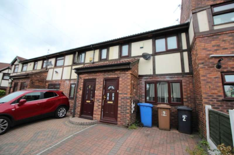2 Bedrooms Property for sale in Tadmor Close, Little Hulton, Manchester, M38