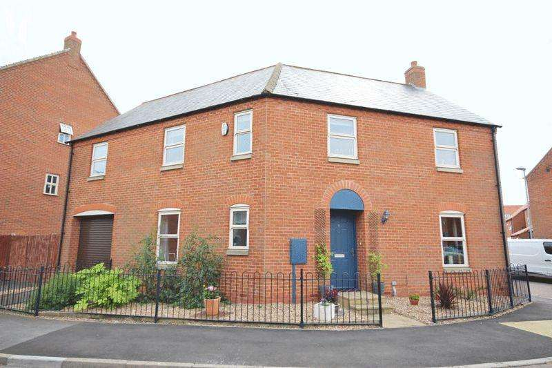 4 Bedrooms Detached House for sale in BOLLE ROAD, LOUTH