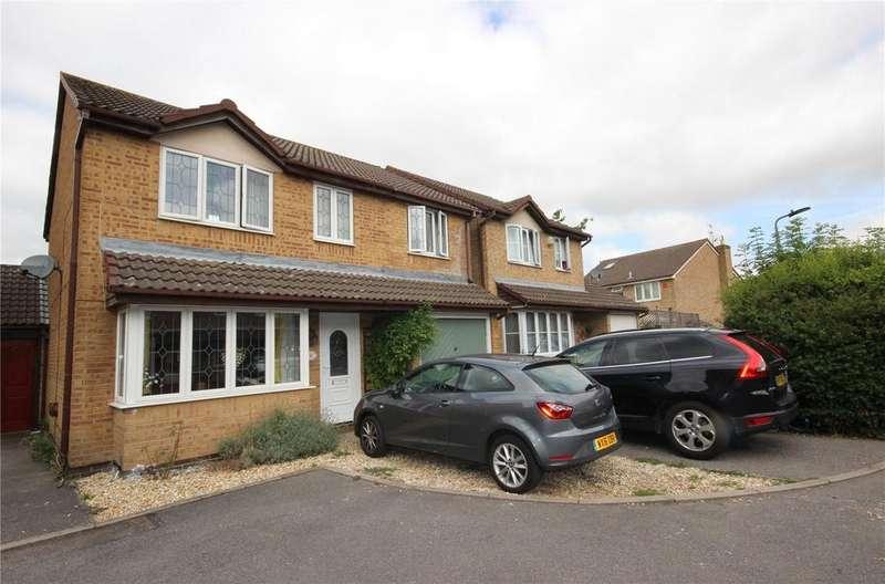 5 Bedrooms Link Detached House for sale in Ormonds Close, Bradley Stoke, Bristol, BS32