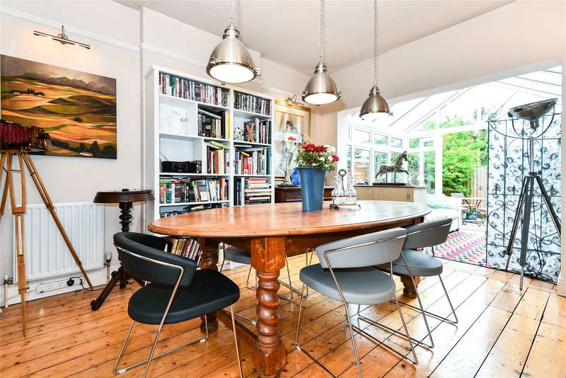 4 Bedrooms Detached House for sale in Bath Road, Maidenhead, Berkshire, SL6