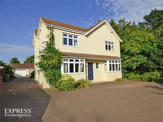4 Bedrooms Detached House for sale in Mousehold Lane, Norwich, Norfolk
