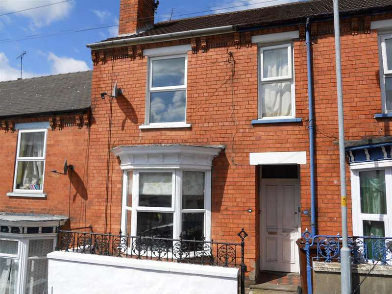 2 Bedrooms Terraced House for sale in Laceby Street, Lincoln