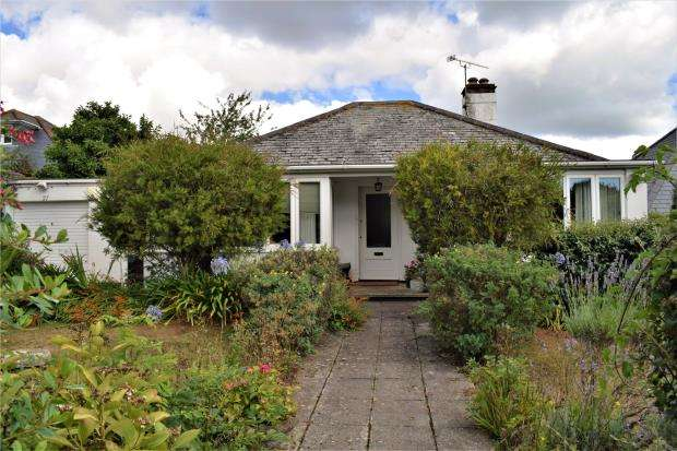 3 Bedrooms Detached Bungalow for sale in North Rocks Road, Paignton, Devon