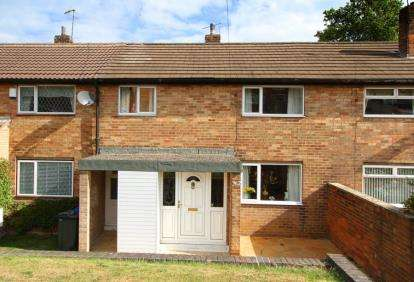 3 Bedrooms Terraced House for sale in Gaunt Road, Sheffield, South Yorkshire