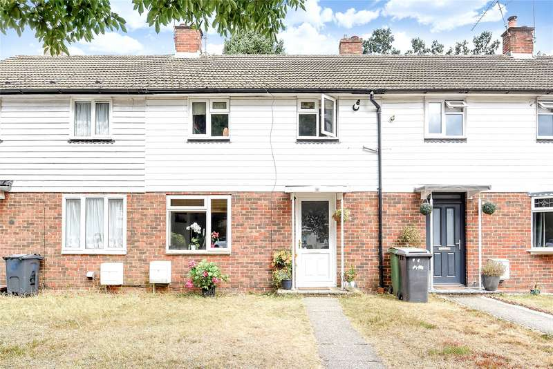 2 Bedrooms Terraced House for sale in Abbots Road, Burghfield Common, Reading, Berkshire, RG7