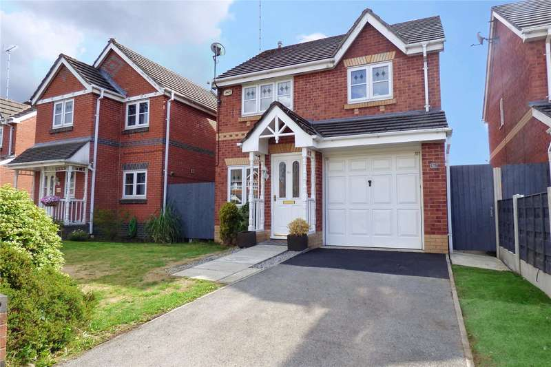 3 Bedrooms Detached House for sale in Northwold Drive, Moston, Manchester, M9