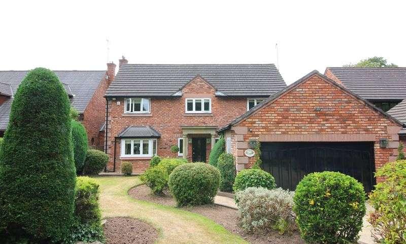 4 Bedrooms Property for sale in Maryton Grange, Calderstones, Liverpool, L18