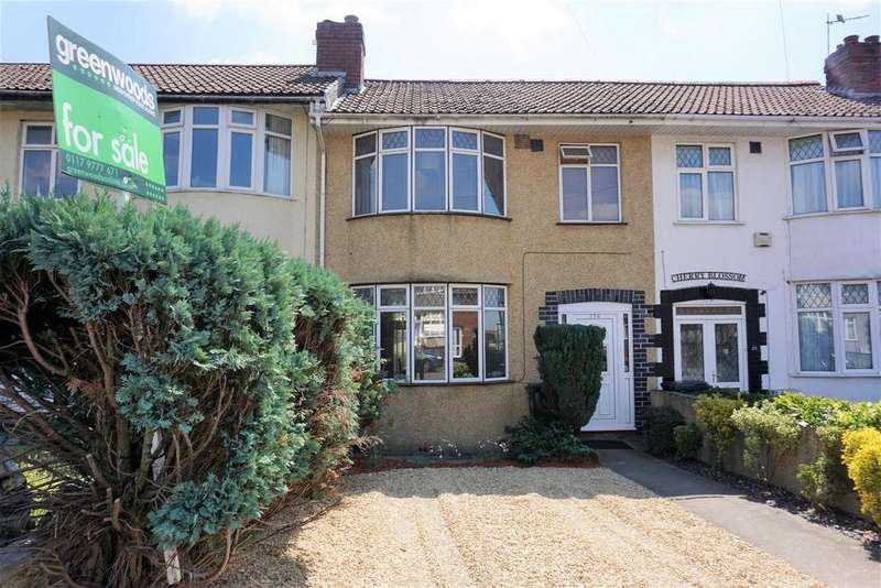 3 Bedrooms Terraced House for sale in Allison Road, Brislington, Bristol