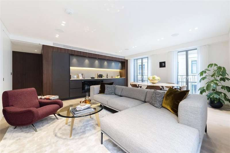 2 Bedrooms Apartment Flat for sale in Adelphi Terrace, Covent Garden, WC2N