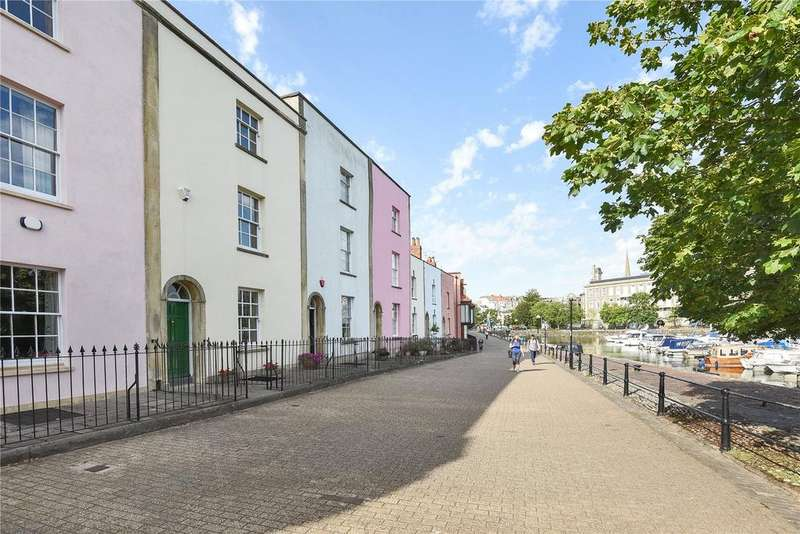 4 Bedrooms Town House for sale in Bathurst Parade, Bristol, Somerset, BS1