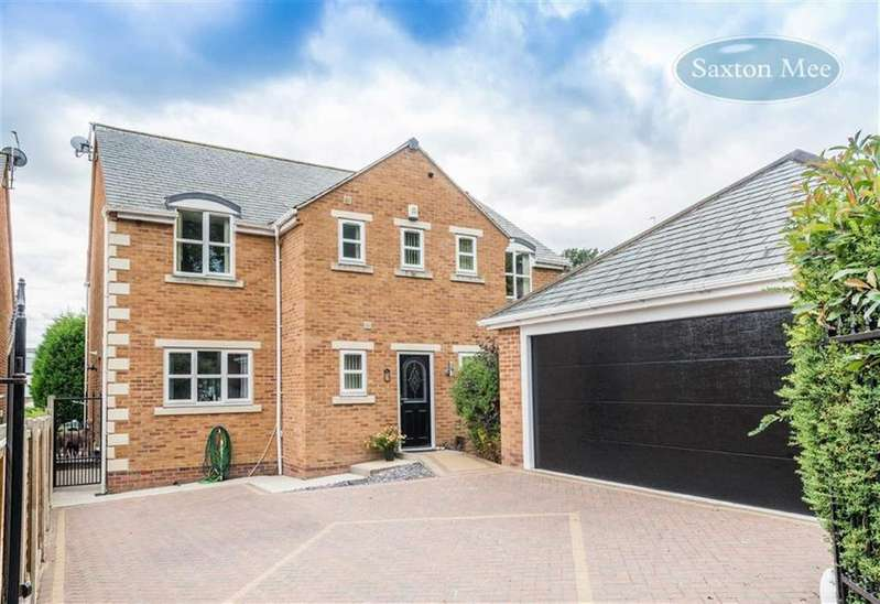 4 Bedrooms Detached House for sale in Rydalhurst Avenue, Wadsley, Sheffield, S6
