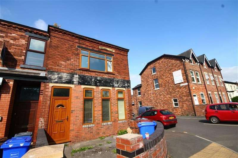 4 Bedrooms End Of Terrace House for sale in Mauldeth Road, Manchester