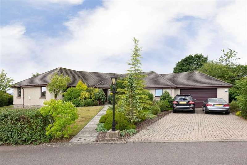 4 Bedrooms Bungalow for sale in McWalters Fields, Balmullo