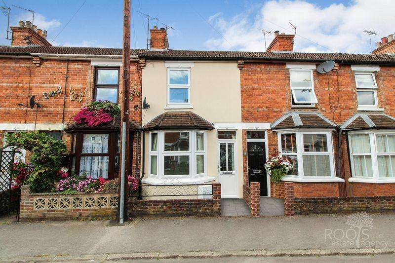 3 Bedrooms Terraced House for sale in Connaught Road, Newbury