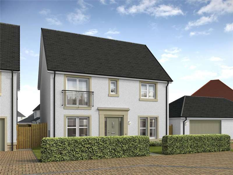 4 Bedrooms Detached House for sale in Plot 55, The Catesby, Meadowside, Kirk Road, Aberlady, Longniddry, East Lothian