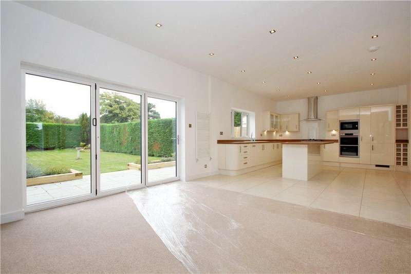 5 Bedrooms Detached House for sale in Steppes Piece, Bidford-on-Avon, Alcester, B50