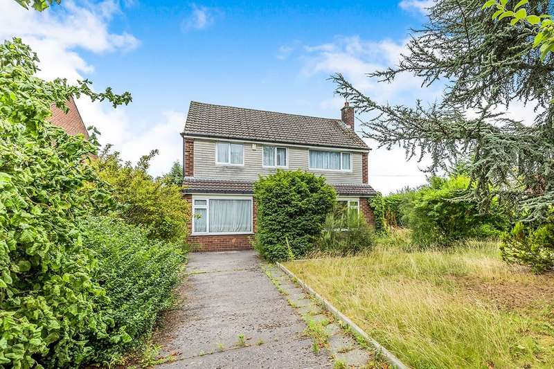 4 Bedrooms Detached House for sale in Station Road, Holmes Chapel, Crewe, CW4