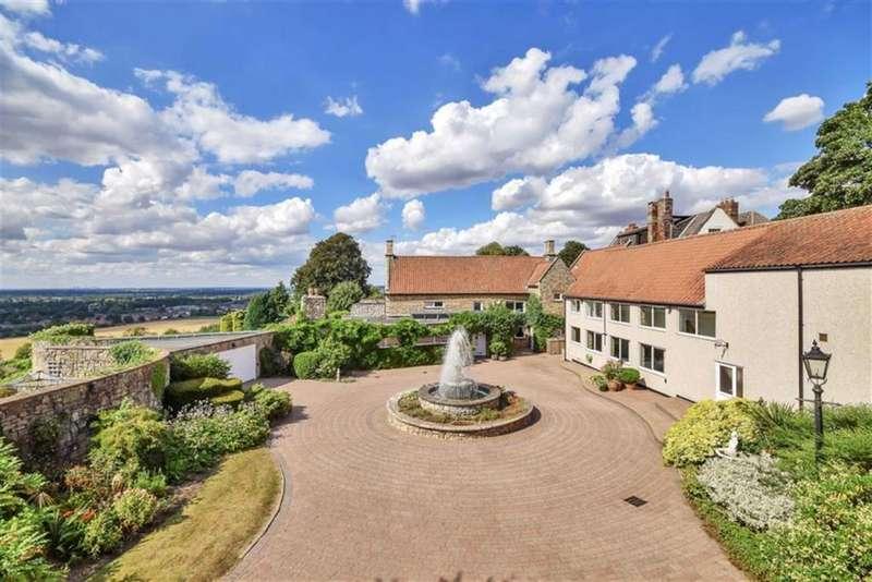 6 Bedrooms Detached House for sale in Ridgeview Road, Bracebridge Heath, Lincoln, Lincolnshire