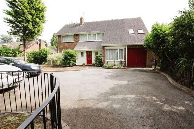 5 Bedrooms Detached House for sale in Brooklands Road, Manchester