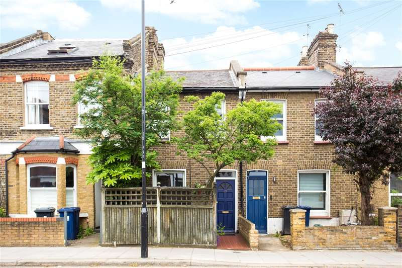 2 Bedrooms Terraced House for sale in Bollo Lane, London, W4