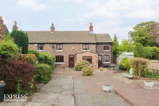 2 Bedrooms Cottage House for sale in Mill Square, Liverpool, Merseyside