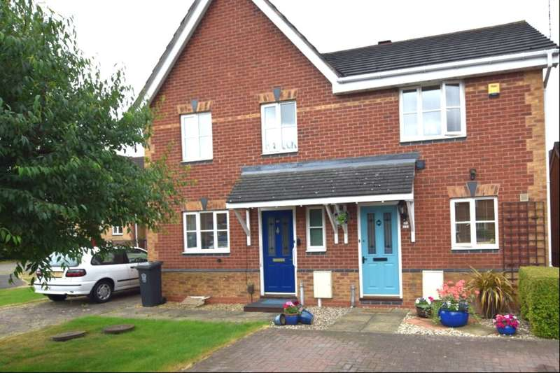 2 Bedrooms Semi Detached House for sale in Durban Road, Leicester, LE4