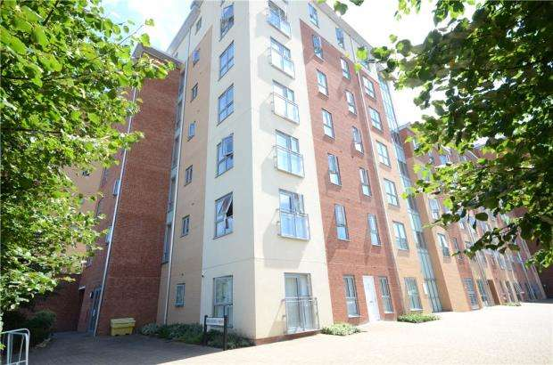 3 Bedrooms Apartment Flat for sale in Moulsford Mews, Reading, Berkshire