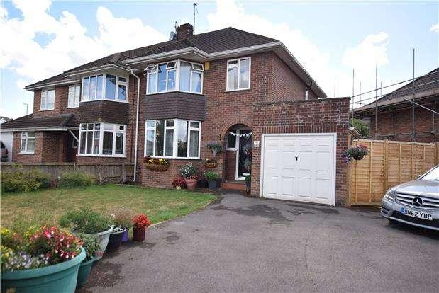4 Bedrooms Semi Detached House for sale in Orwell Drive, Keynsham, BRISTOL, BS31 1QB