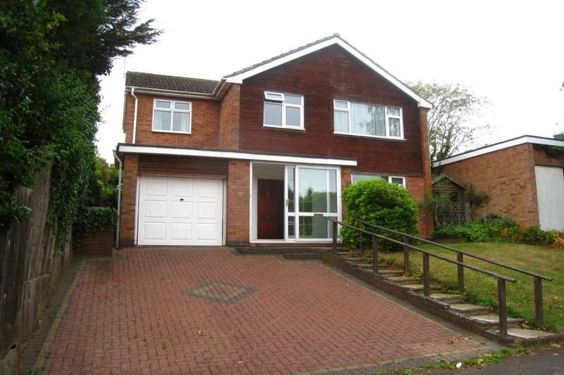 4 Bedrooms Detached House for sale in Leigh Avenue, Finham, Coventry, CV3