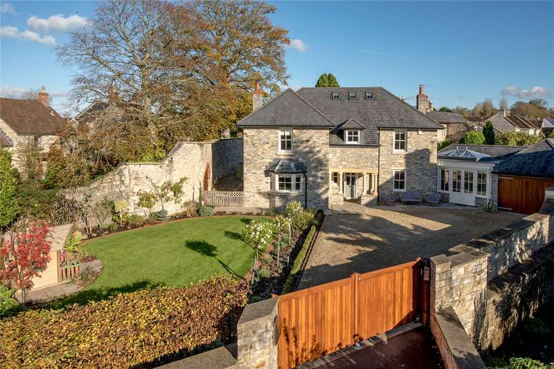 5 Bedrooms Detached House for sale in Plud Street, Wedmore, Somerset, BS28