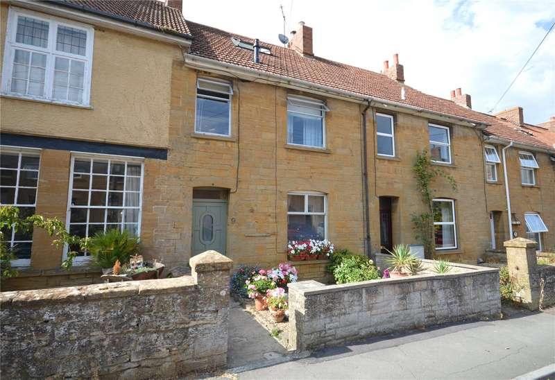 4 Bedrooms Terraced House for sale in Castle Street, Stoke-Sub-Hamdon, Somerset, TA14
