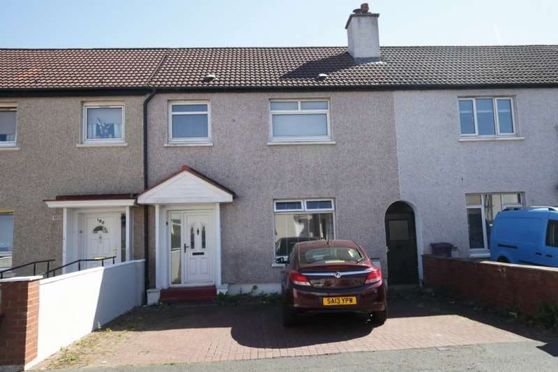 3 Bedrooms Terraced House for sale in Haywood Street, Glasgow, Lanarkshire, G22