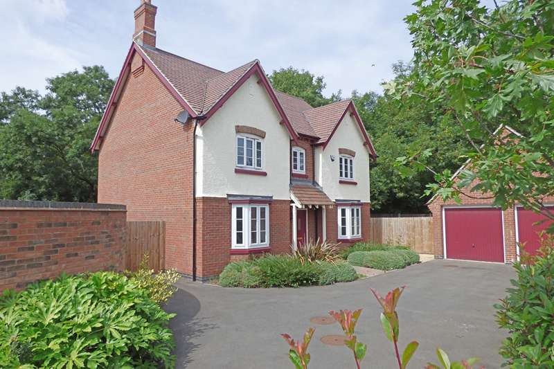 5 Bedrooms Detached House for sale in Adderley Avenue, Nuneaton, CV10