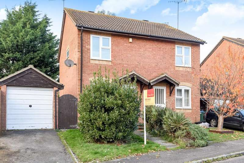 2 Bedrooms House for sale in Ravensbourne Road, Aylesbury, HP21